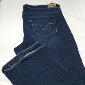 Levi's Perfectly Shaping 512 Bootcut Jeans